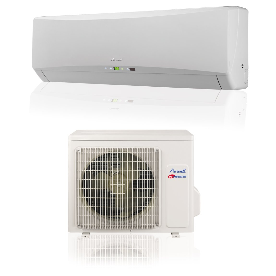 Airwell HOD024 + YOD024 Wall-Mounted Air Conditioner