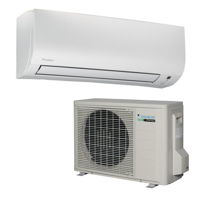 daikin comfora ftxp20l rxp20l air conditioner