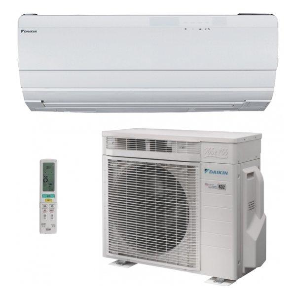 Daikin Ururu Sarara FTXZ25N + RXZ25N Air Conditioner-Heat Pump With  Ventilation