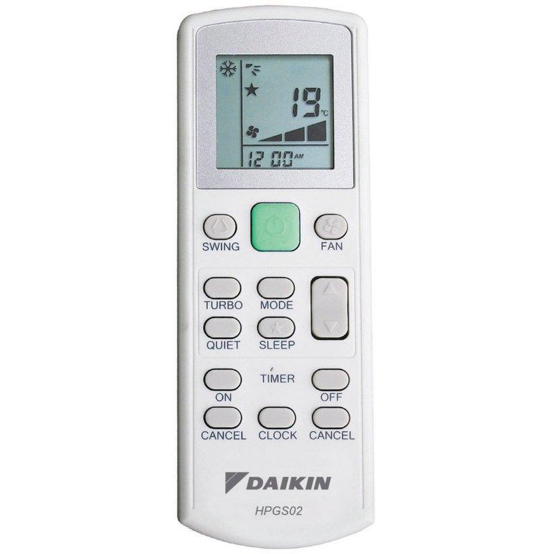 Remote Controller Daikin Wrc Hpc