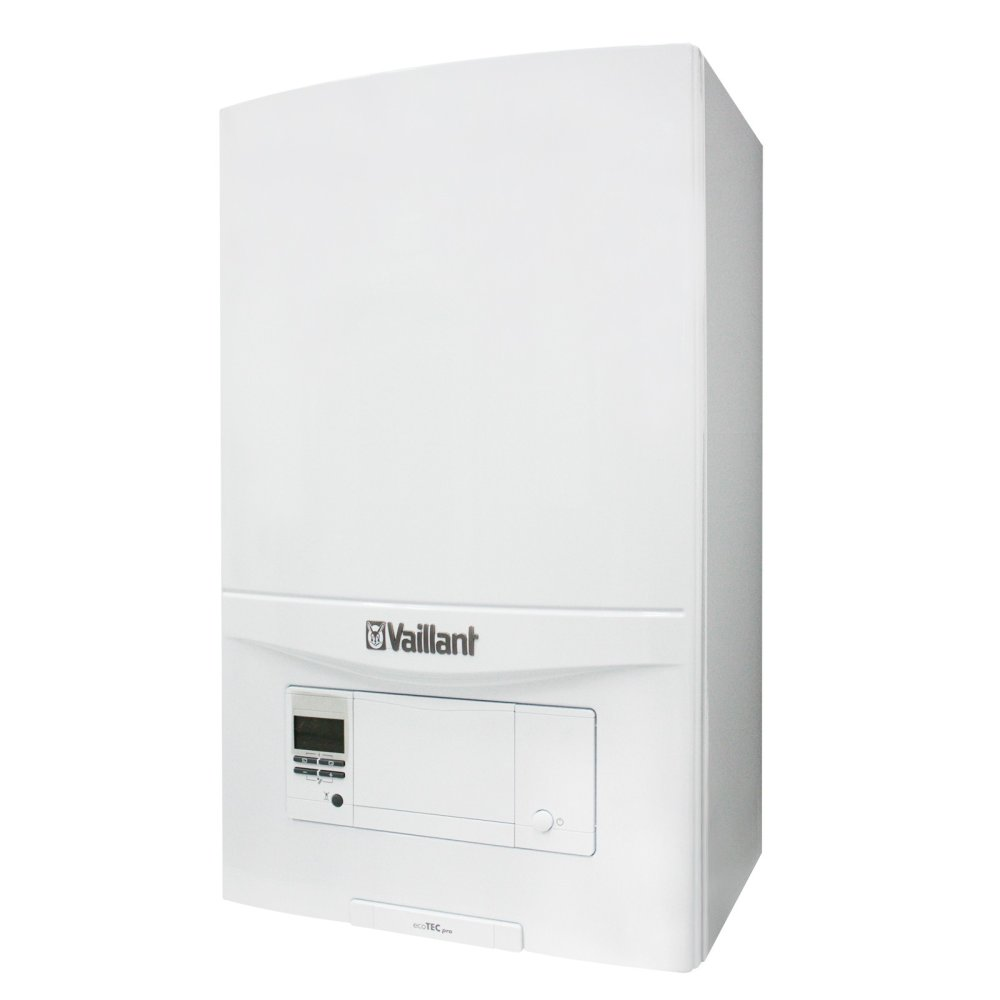 gas fired condensing boiler vaillant ecotec pro vc bl 246 5 3. Black Bedroom Furniture Sets. Home Design Ideas